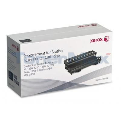 XEROX BROTHER FAX-4750 DRUM KIT BLACK DR-400